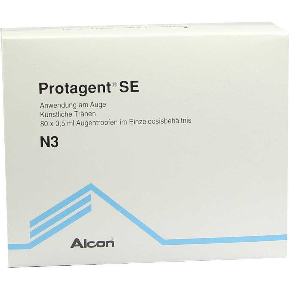 06707551, Protagent SE, 80X0.5 ML
