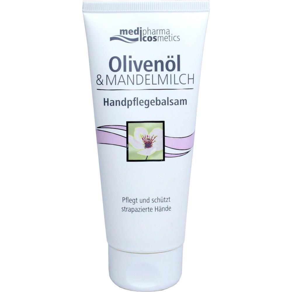 06708875, Oliven-Mandelmilch Handpflegebalsam, 100 ML