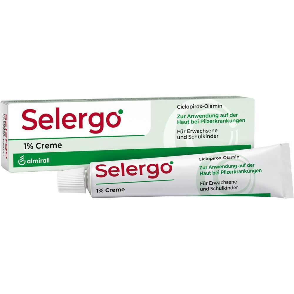 06714060, Selergo 1% Creme, 20 G