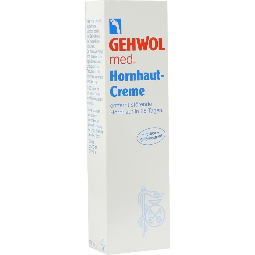 06767286, GEHWOL med Hornhaut-Creme, 125 ML