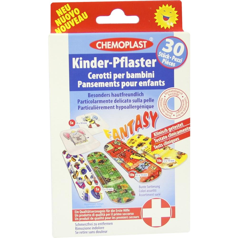 06767381, Kinder-Pflaster Fantasy, 30 ST