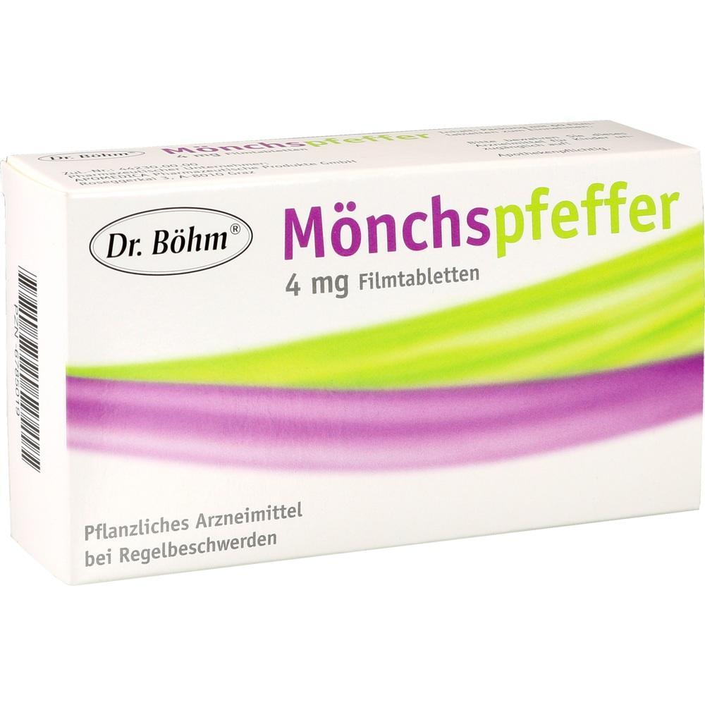 06785019, Dr. Böhm Mönchspfeffer 4mg, 60 ST