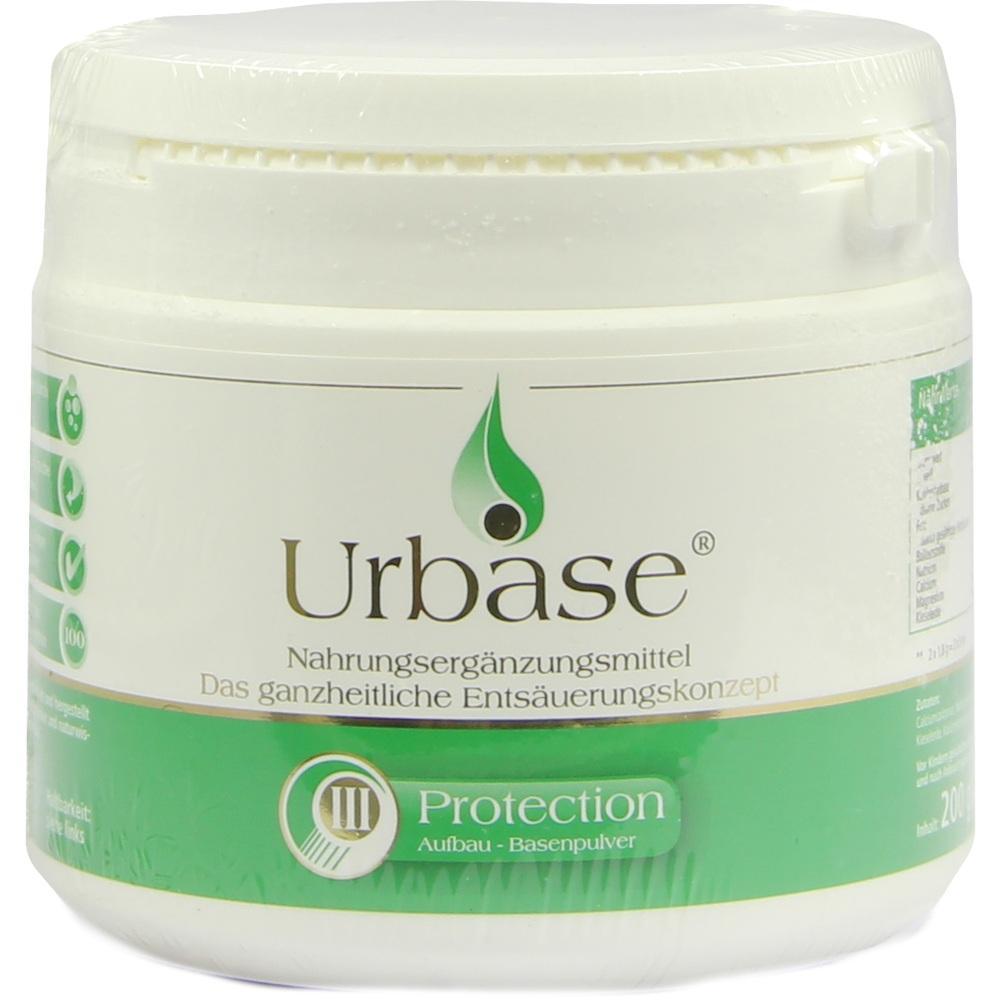 URBASE III Protection Pulver