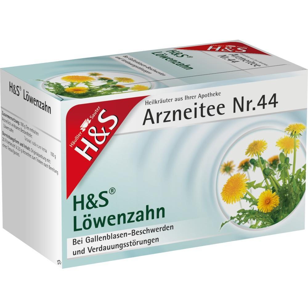 06793616, H&S Löwenzahn, 20X2.0 G