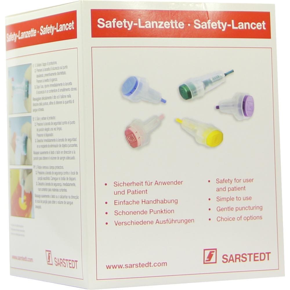 SAFETY LAN 21G NORM 1.8 GR