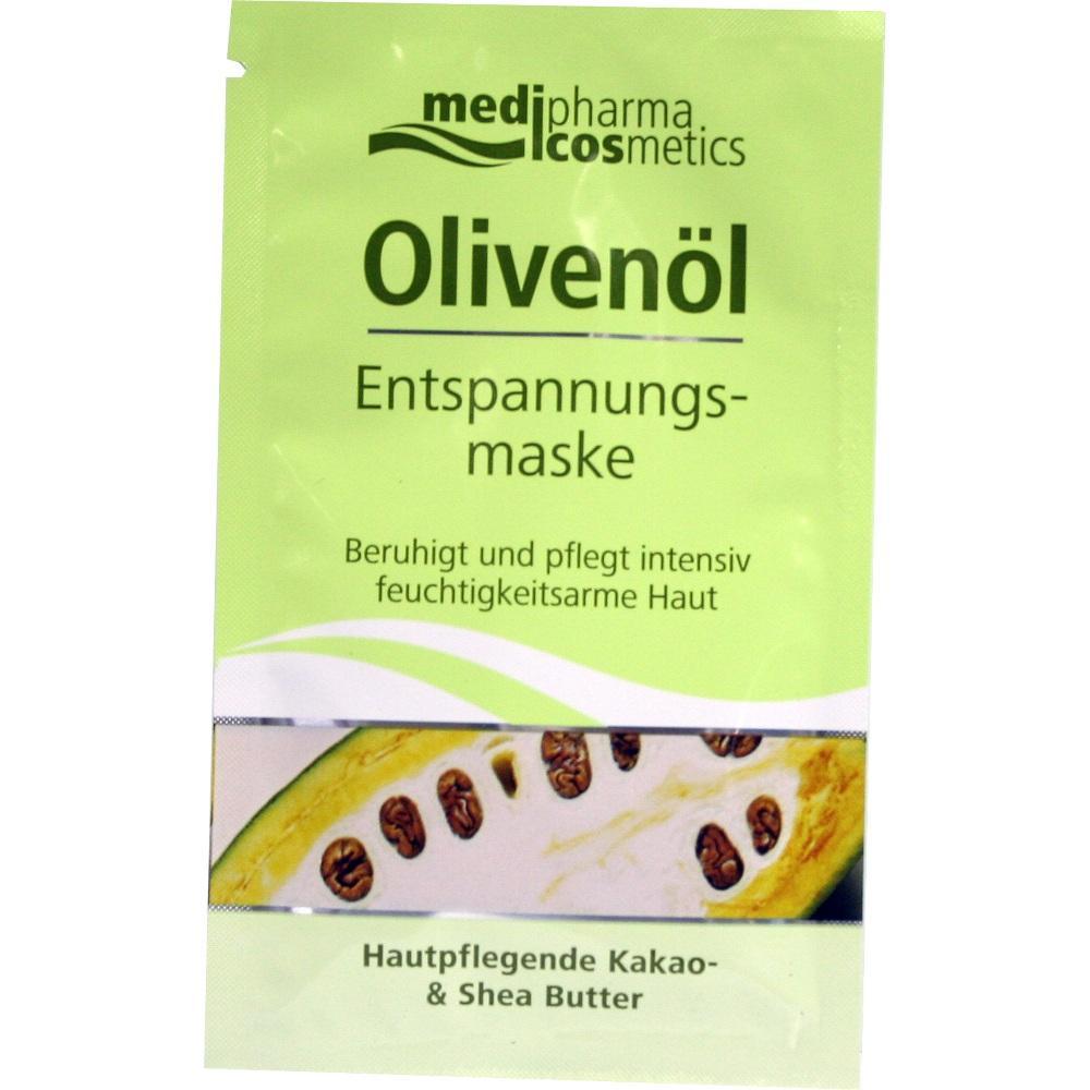 06816263, Olivenöl Entspannungsmaske, 15 ML