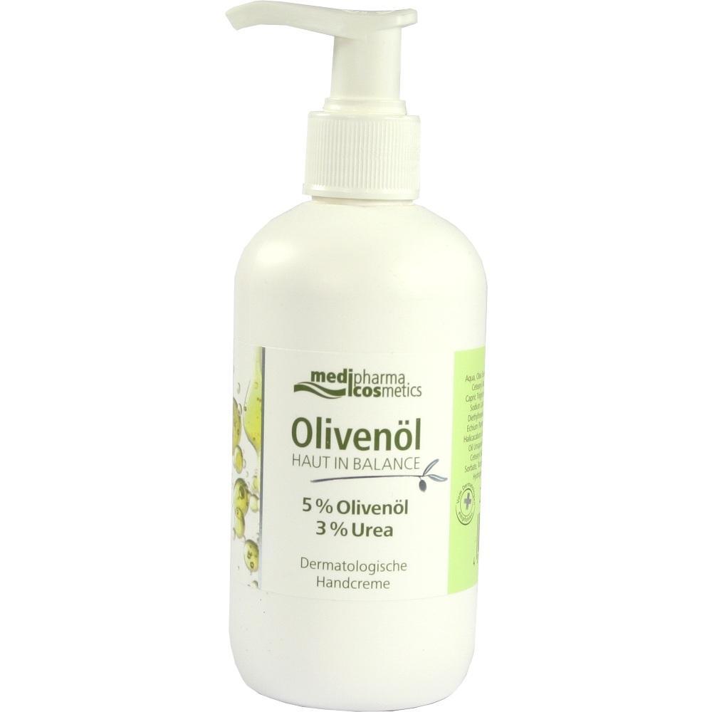 06816286, Haut in Balance Olivenöl Derm. Handcreme, 250 ML