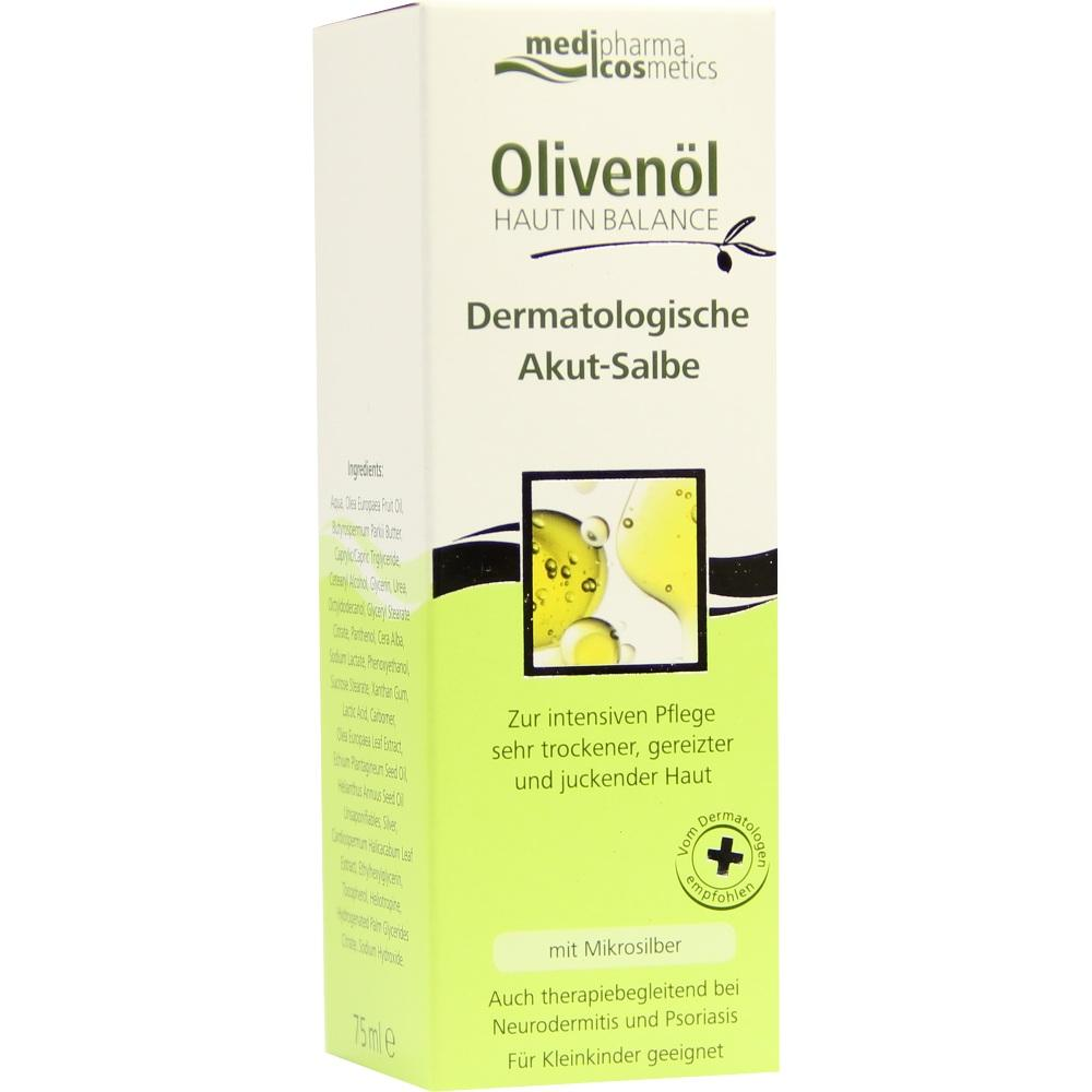 06816352, Haut in Balance Olivenöl Derm. Akut Salbe, 75 ML