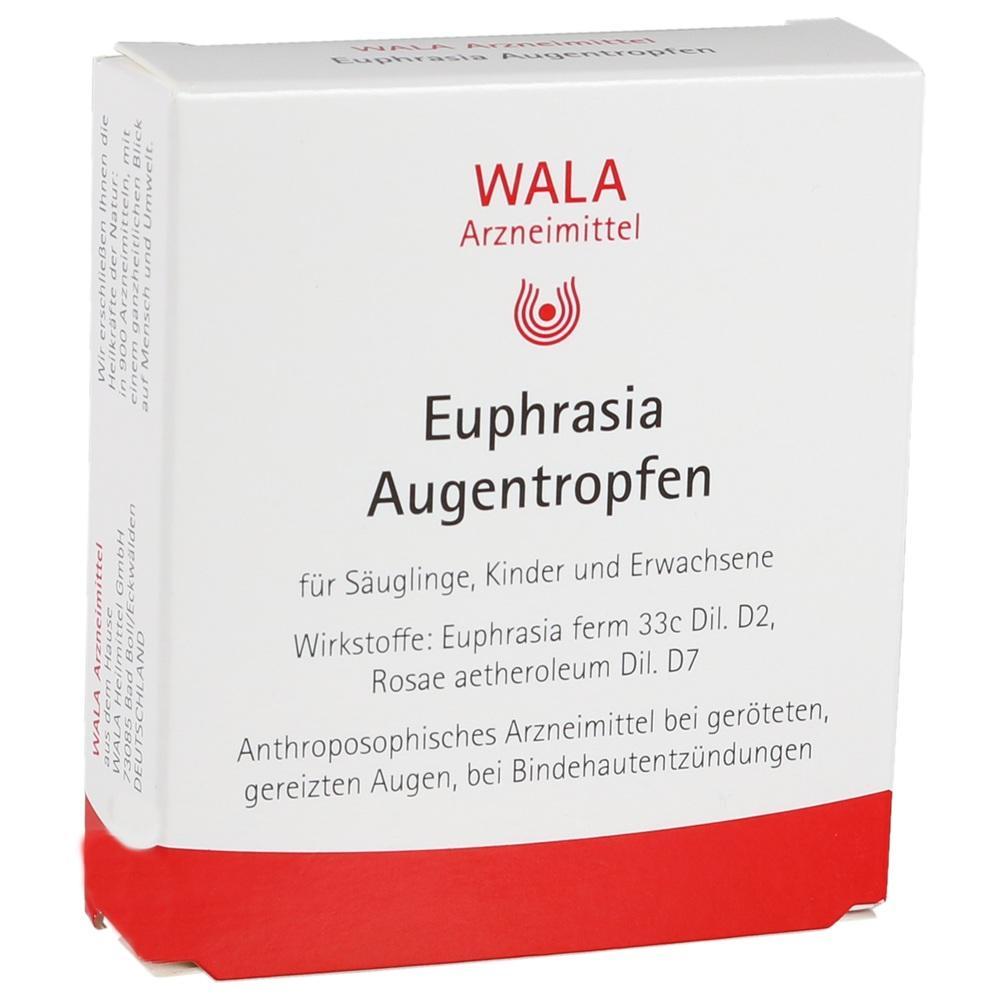 06816435, Euphrasia Augentropfen, 10X0.5 ML