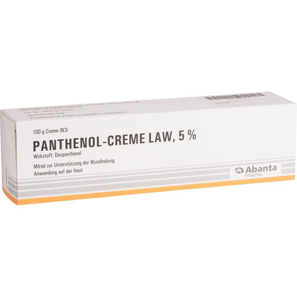 06873953, PANTHENOL-CREME LAW, 100 G