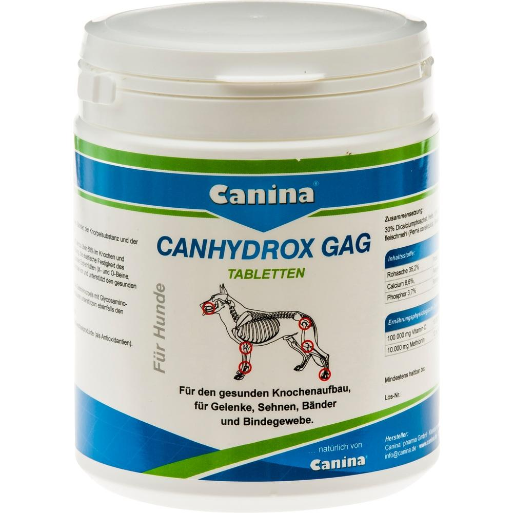06894607, Canhydrox GAG vet, 600 G