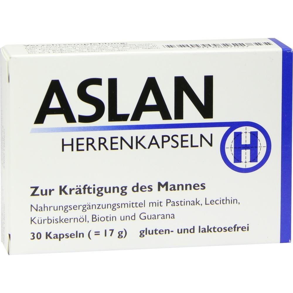 Aslan GmbH ASLAN Herrenkapseln 06897037