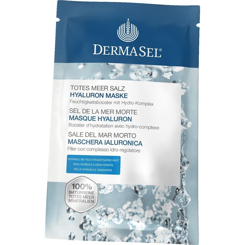 06901773, DermaSel Maske Hyaluron Med, 12 ML
