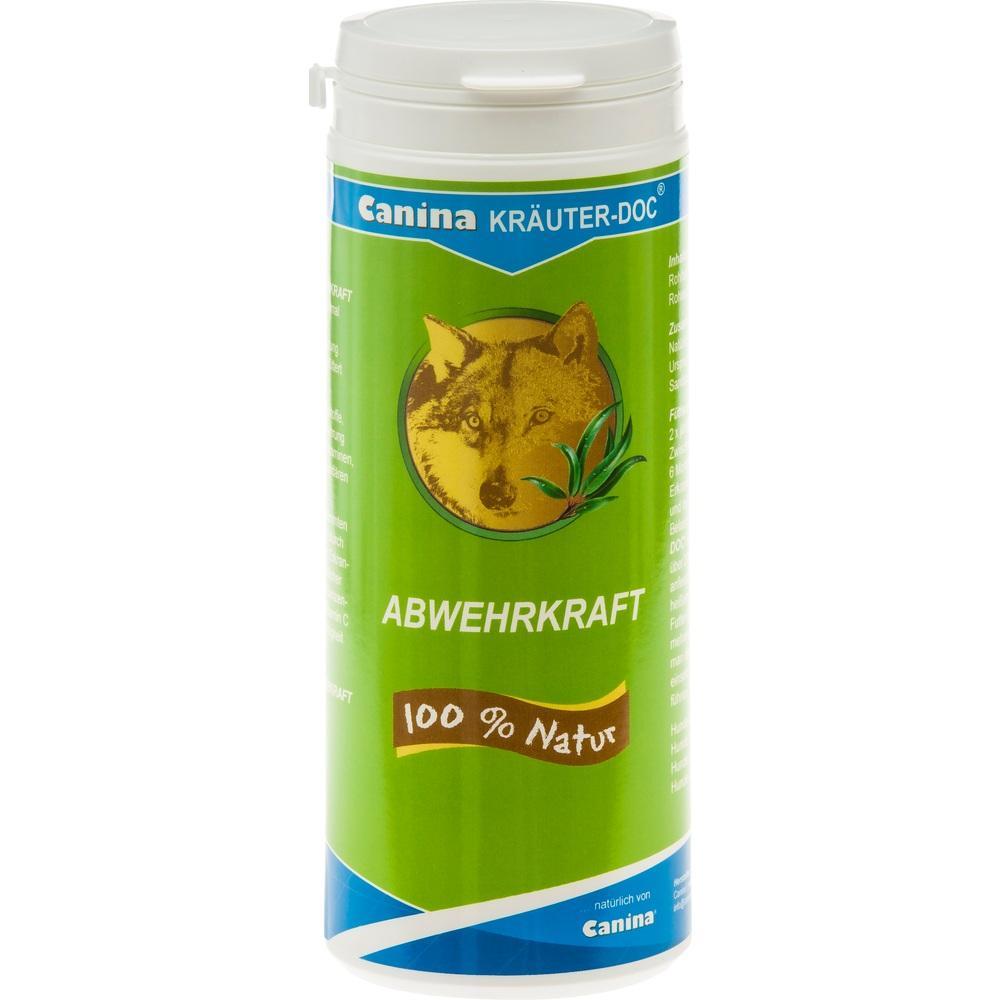 06902689, Canina Kräuter-Doc Abwehrkraft vet., 150 G