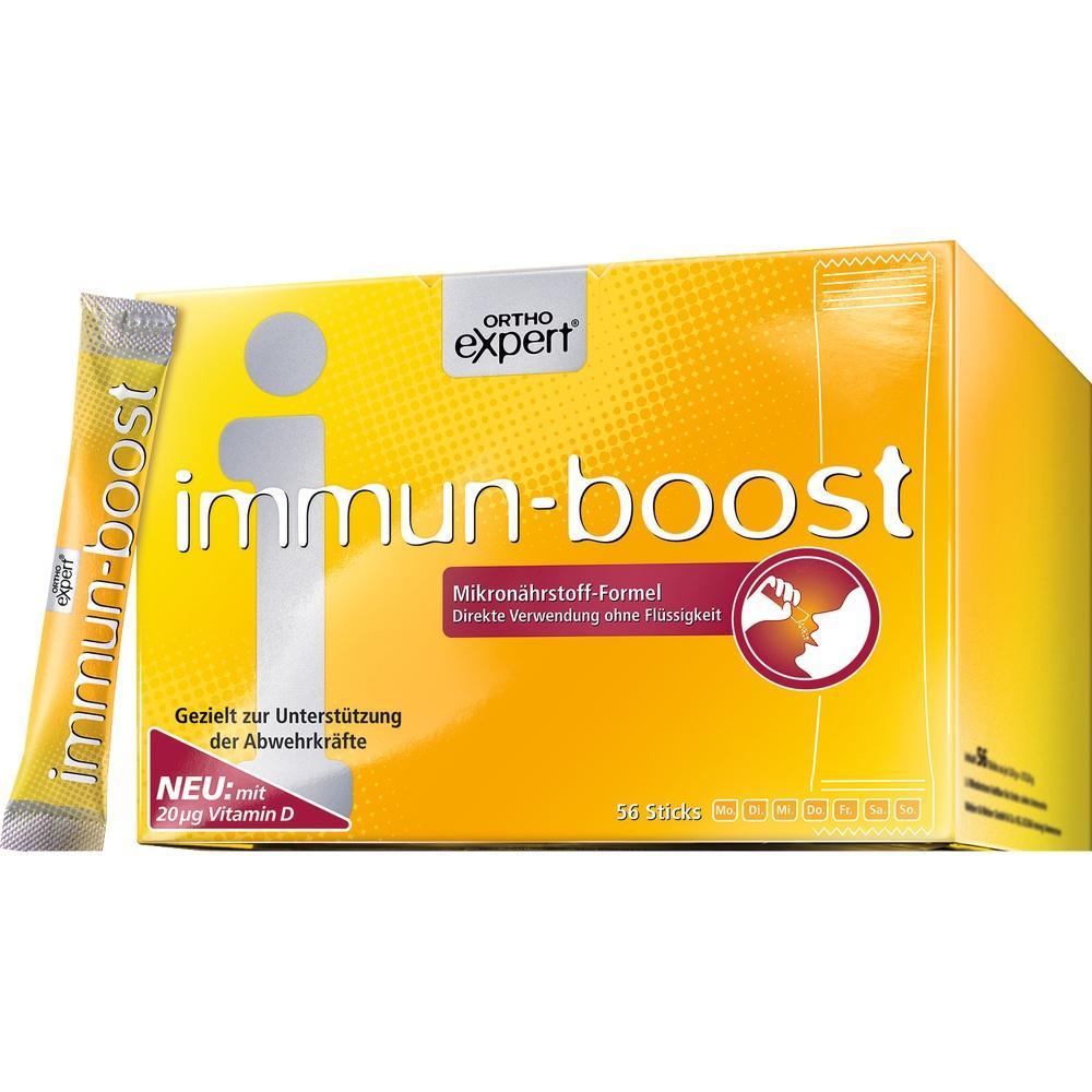 06910602, immun-boost Orthoexpert Direktgranulat, 56X3.8 G