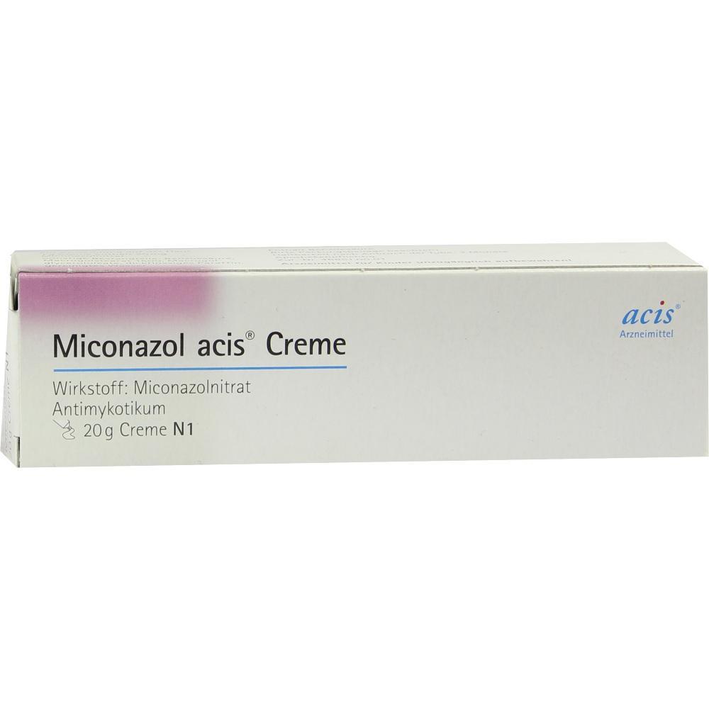 06915226, Miconazol acis Creme, 20 G