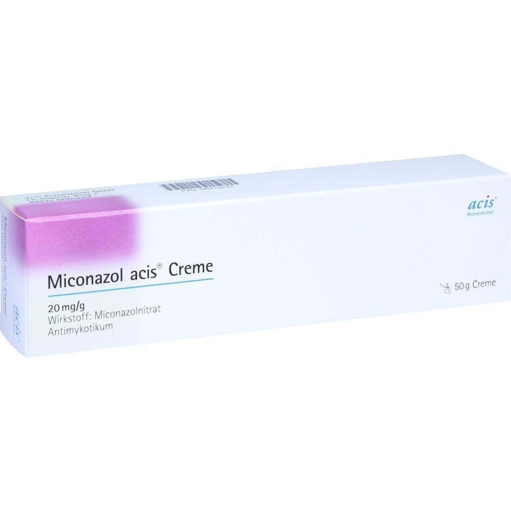 06915232, Miconazol acis Creme, 50 G