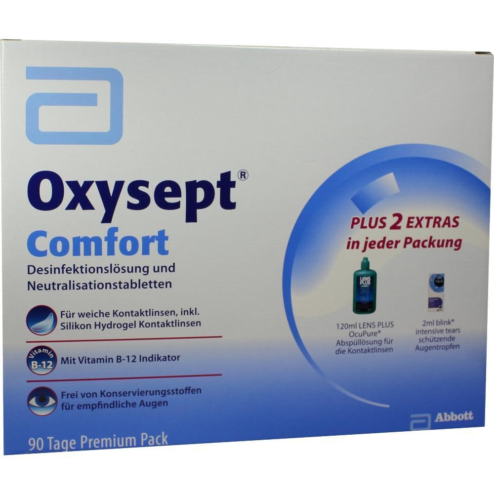 06916148, Oxysept Comfort 90 Tage Premium Pack, 1 P