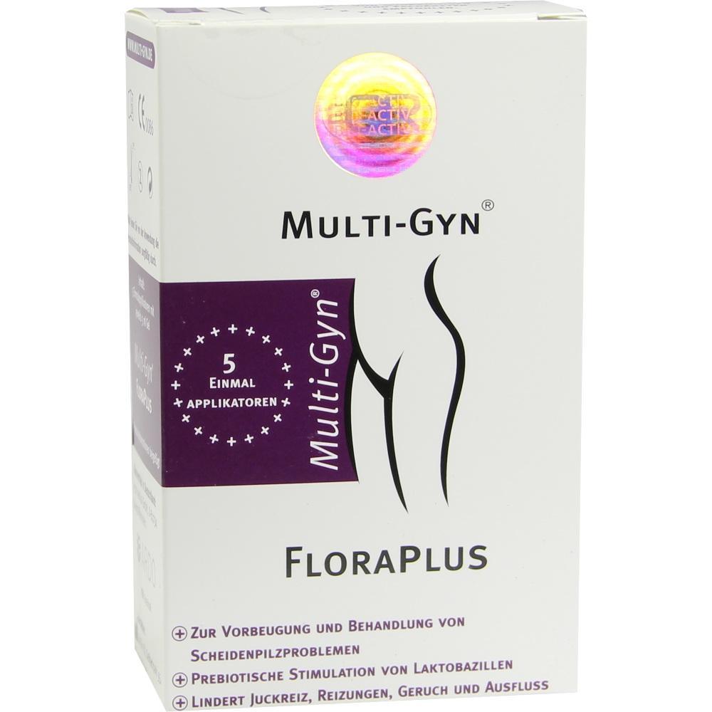 06916208, MULTI-GYN FloraPlus, 5X5 ML