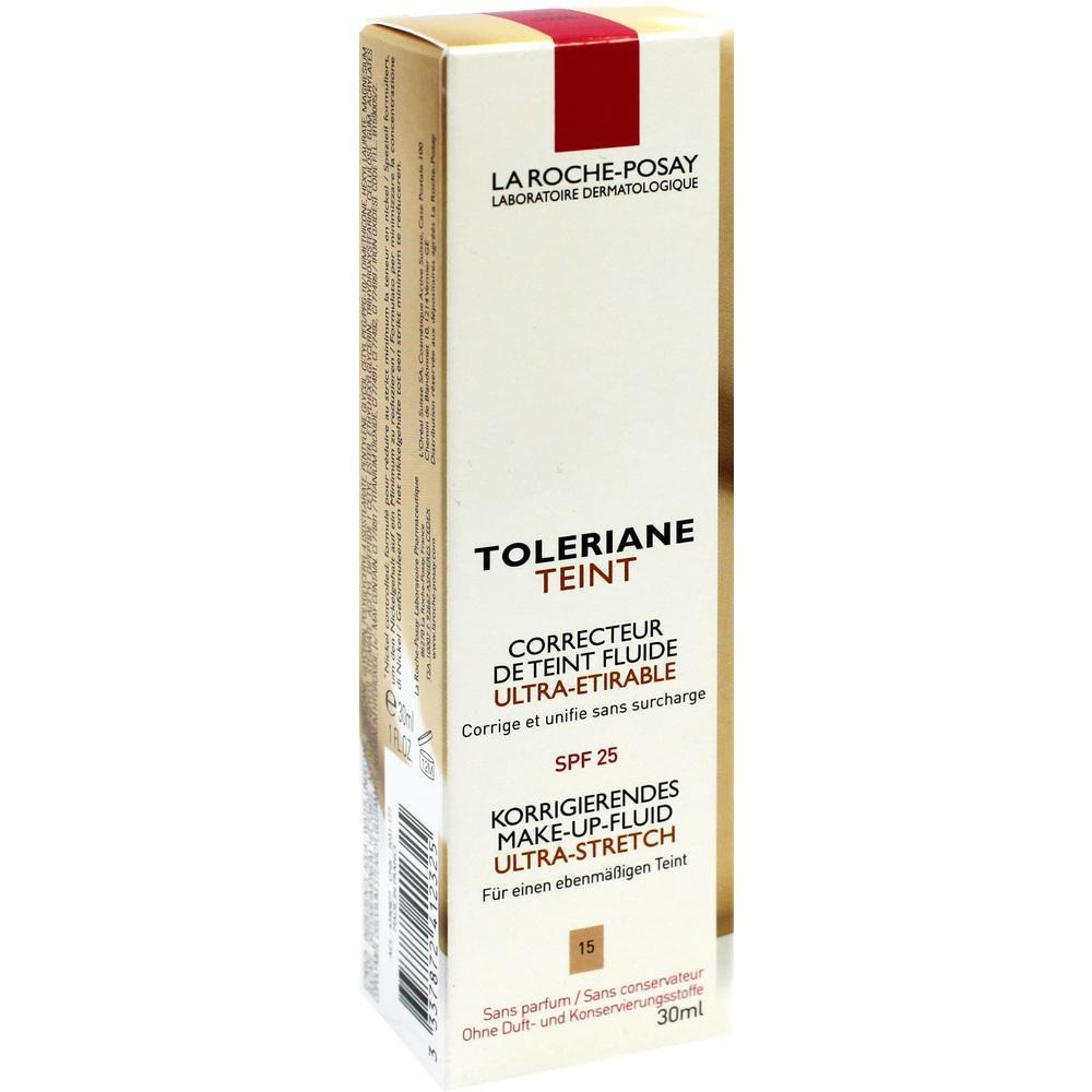06939356, Roche-Posay Toleriane Teint Fluid 15/R, 30 ML