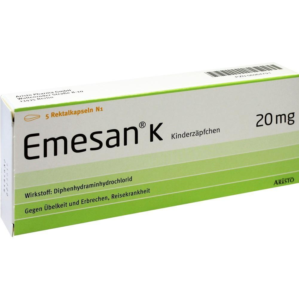 06964791, EMESAN K, 5 ST