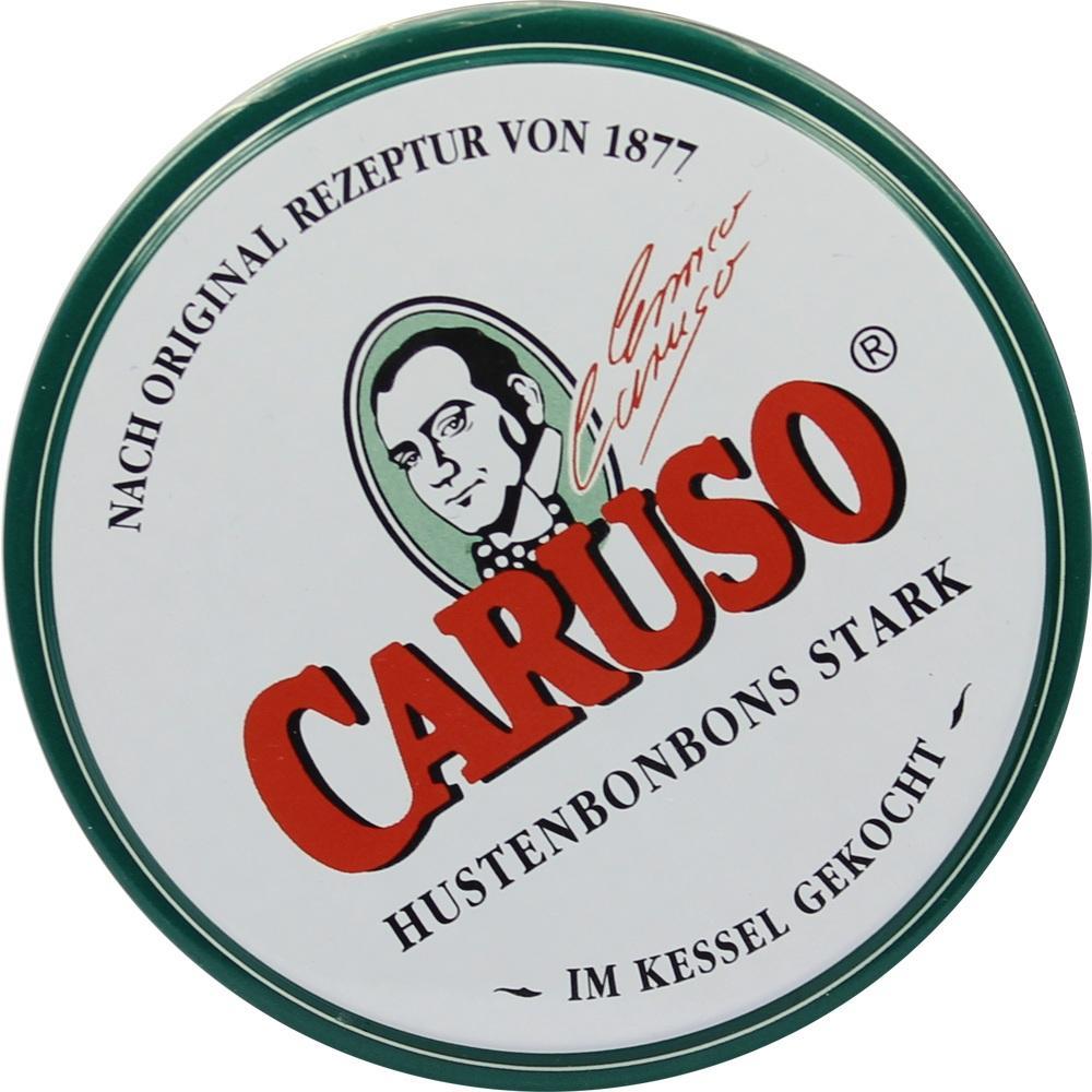 Caruso 1877 KG CARUSO Hustenbonbons stark 06973241