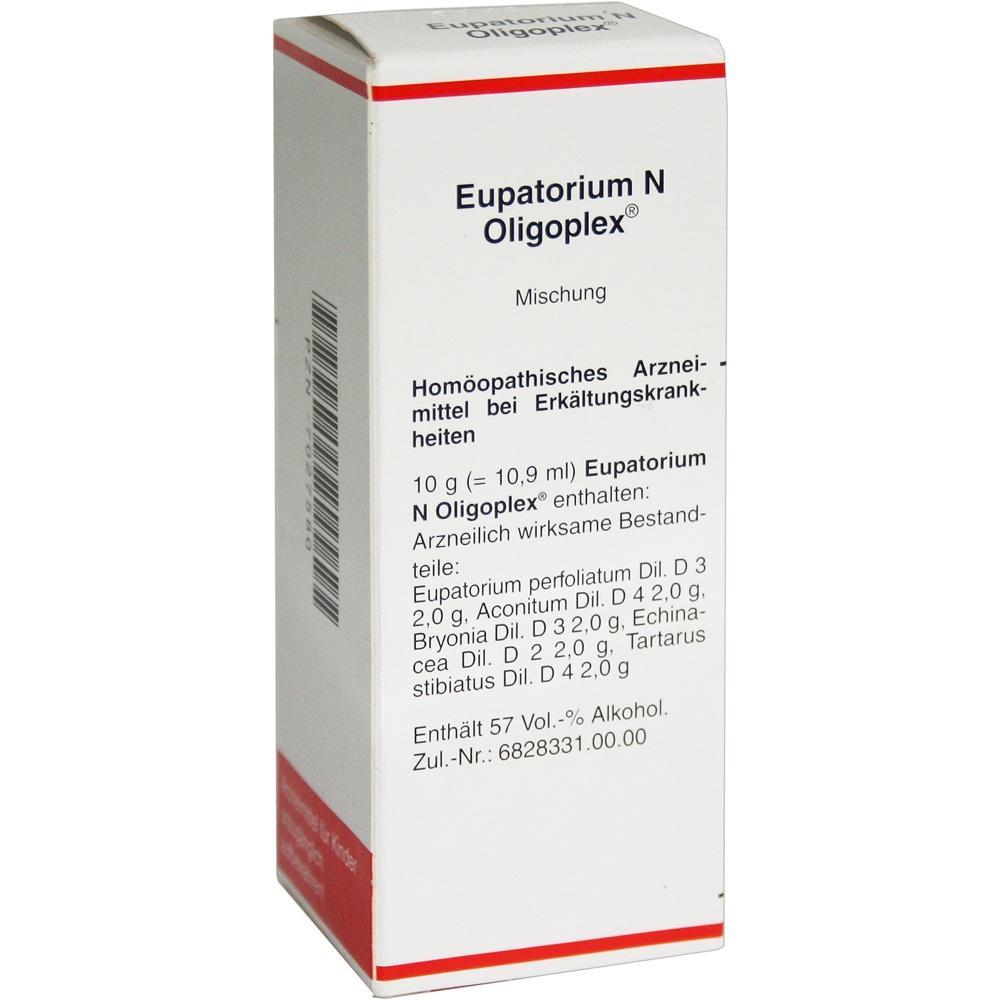 07027580, Eupatorium N Oligoplex, 50 ML
