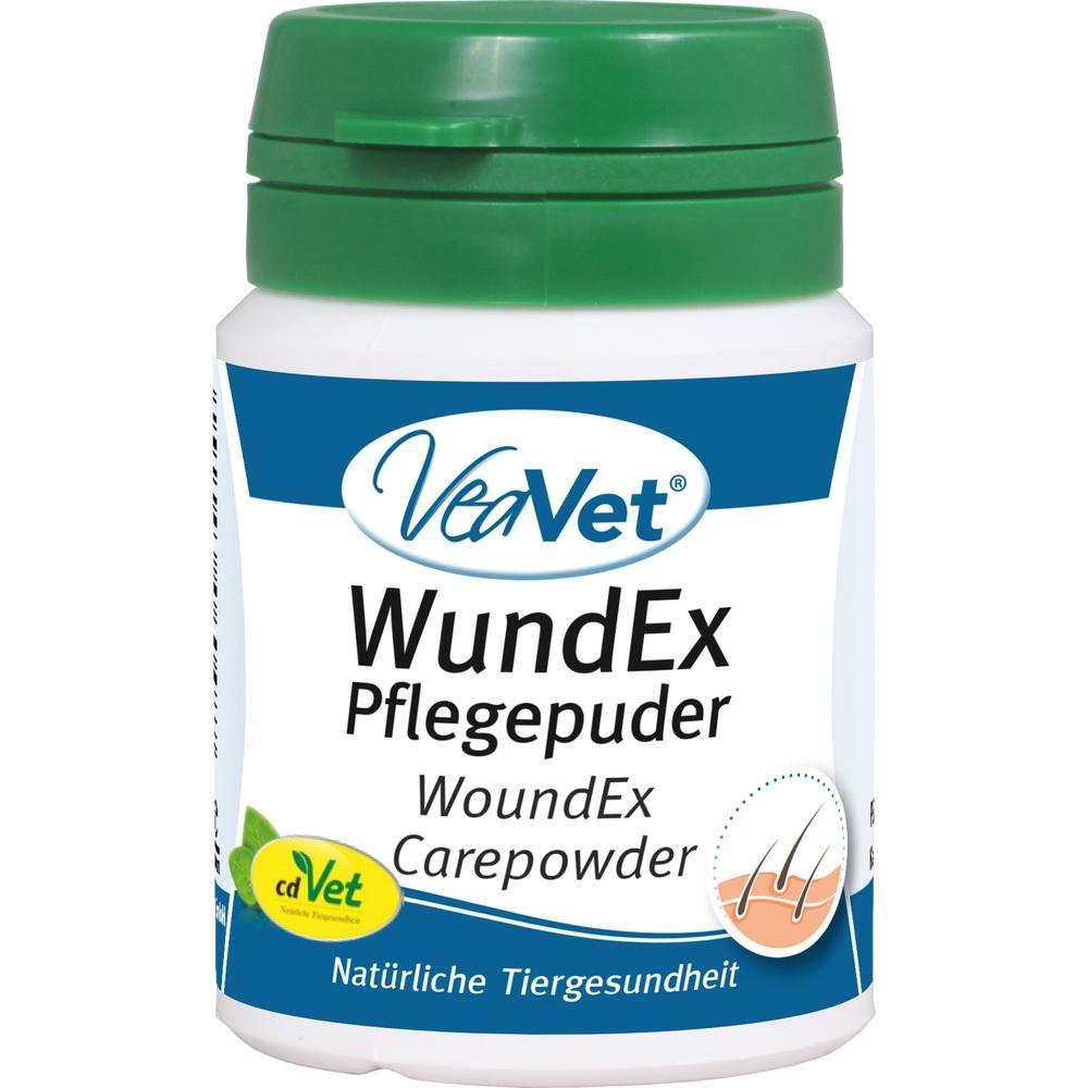 07065468, WundEx Pflegepuder vet, 15 G