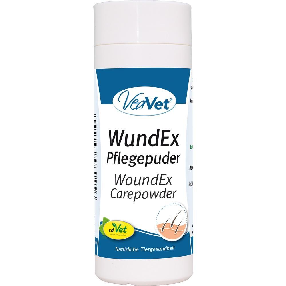 07065474, WundEx Pflegepuder vet, 70 G