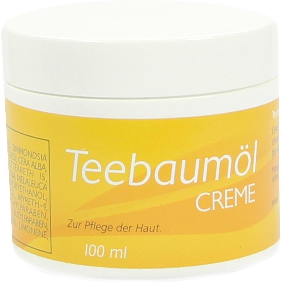07116125, Teebaum-Creme mit Propolis, 100 ML