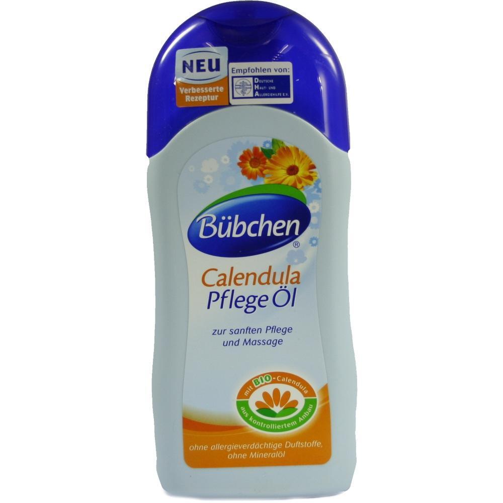 Bübchen Vertriebs GmbH BUEBCHEN PFLEGE OEL