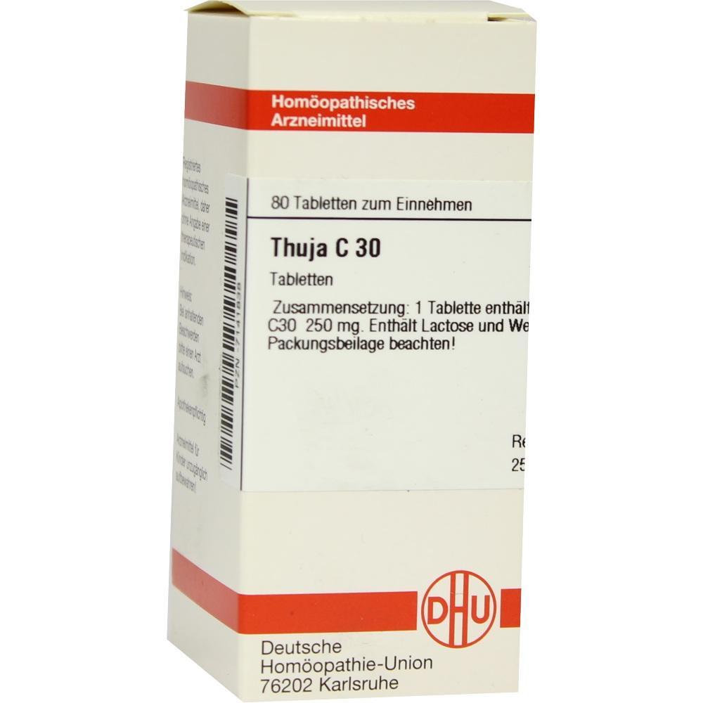 THUJA C 30 Tabletten
