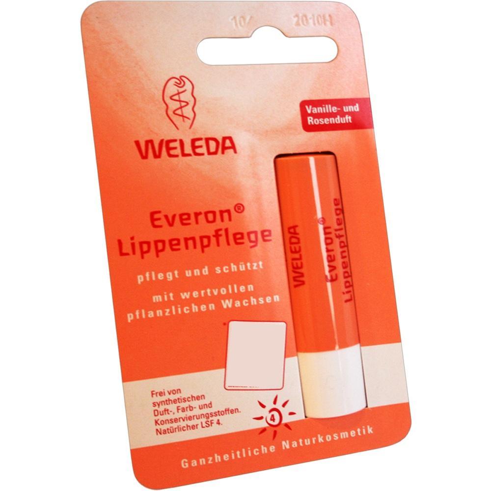 07151050, WELEDA EVERON LIPPENPFLEGE, 4.8 G