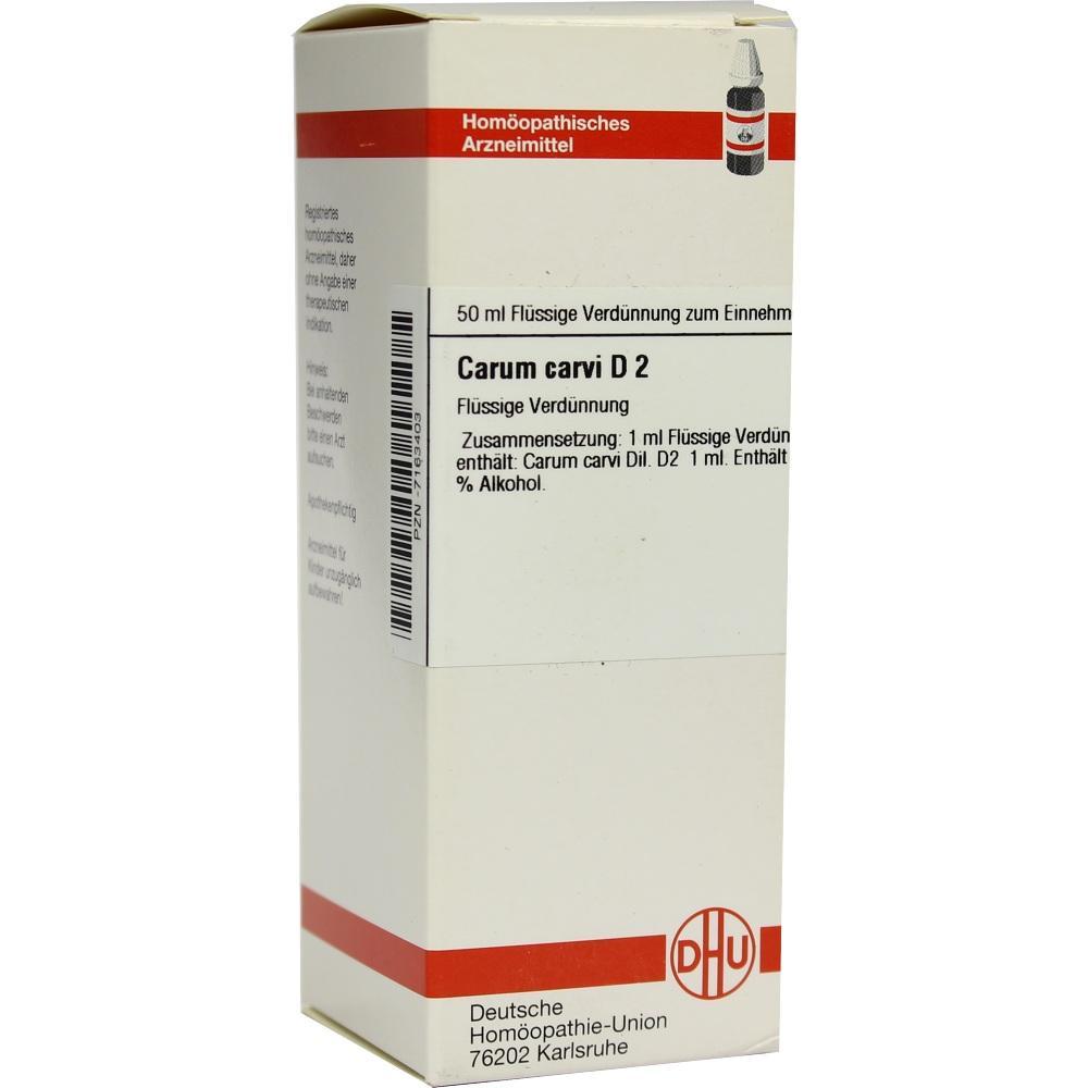CARUM carvi D 2 Dilution