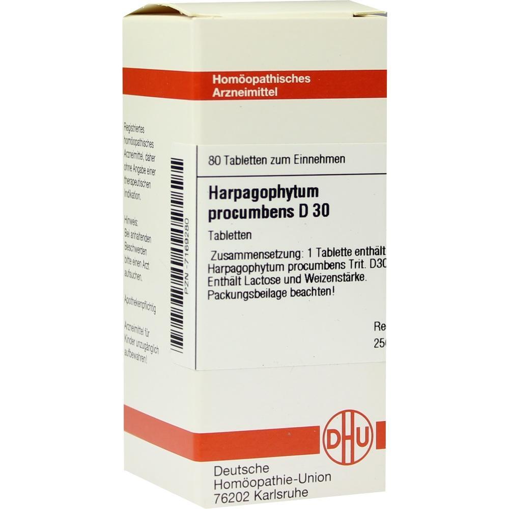 HARPAGOPHYTUM PROCUMBENS D 30 Tabletten