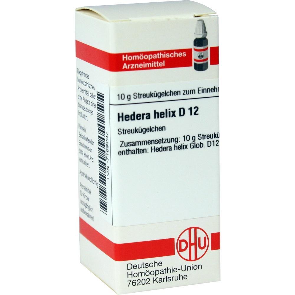 HEDERA HELIX D 12 Globuli
