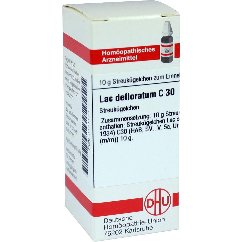 LAC DEFLORATUM C 30 Globuli