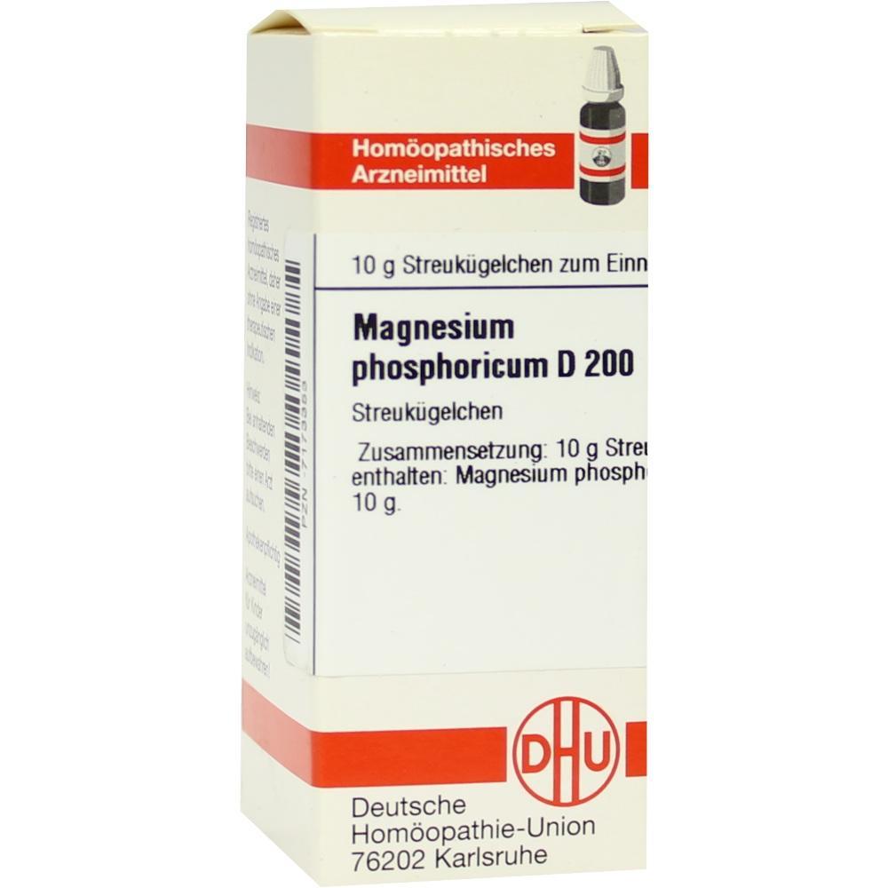 MAGNESIUM PHOSPHORICUM D 200 Globuli