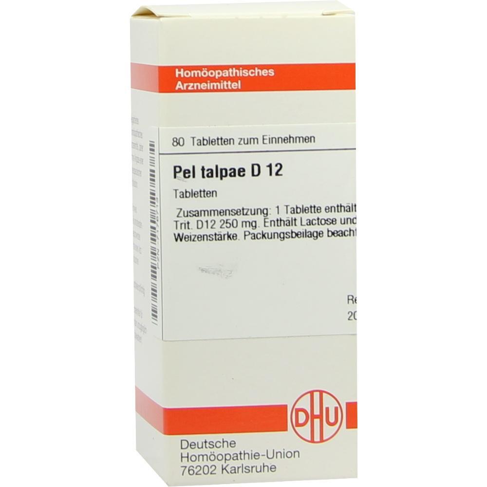 PEL TALPAE D 12 Tabletten