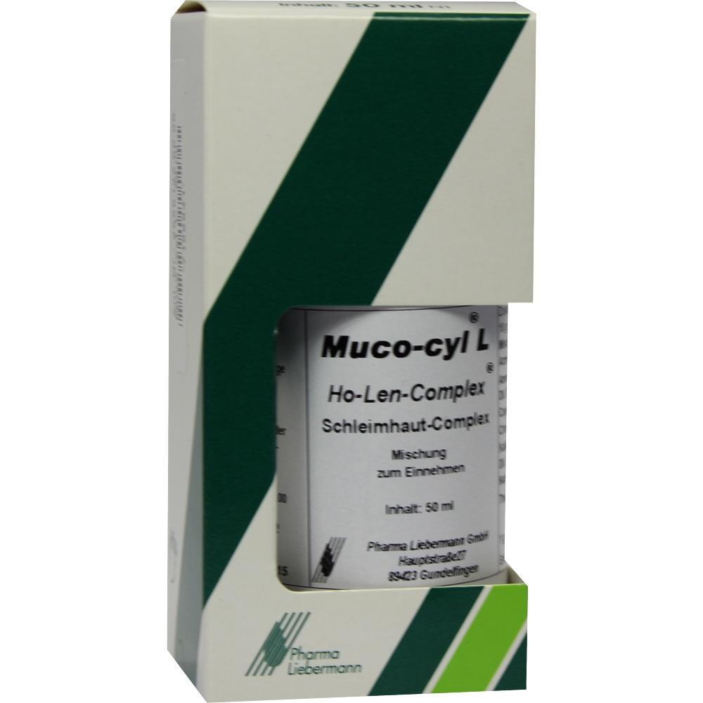 MUCO CYL L Ho-Len-Complex Tropfen
