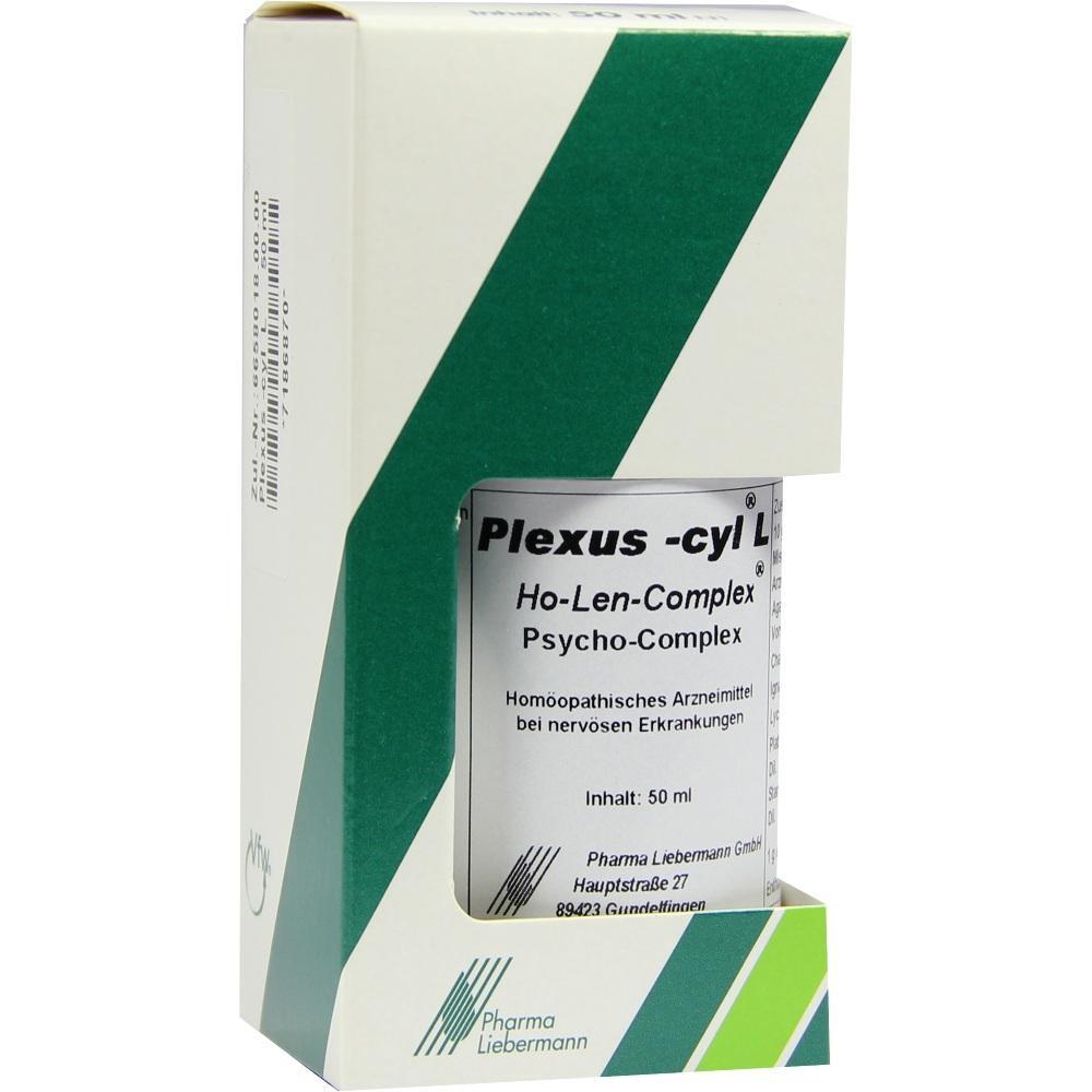 PLEXUS CYL L Ho-Len-Complex Tropfen