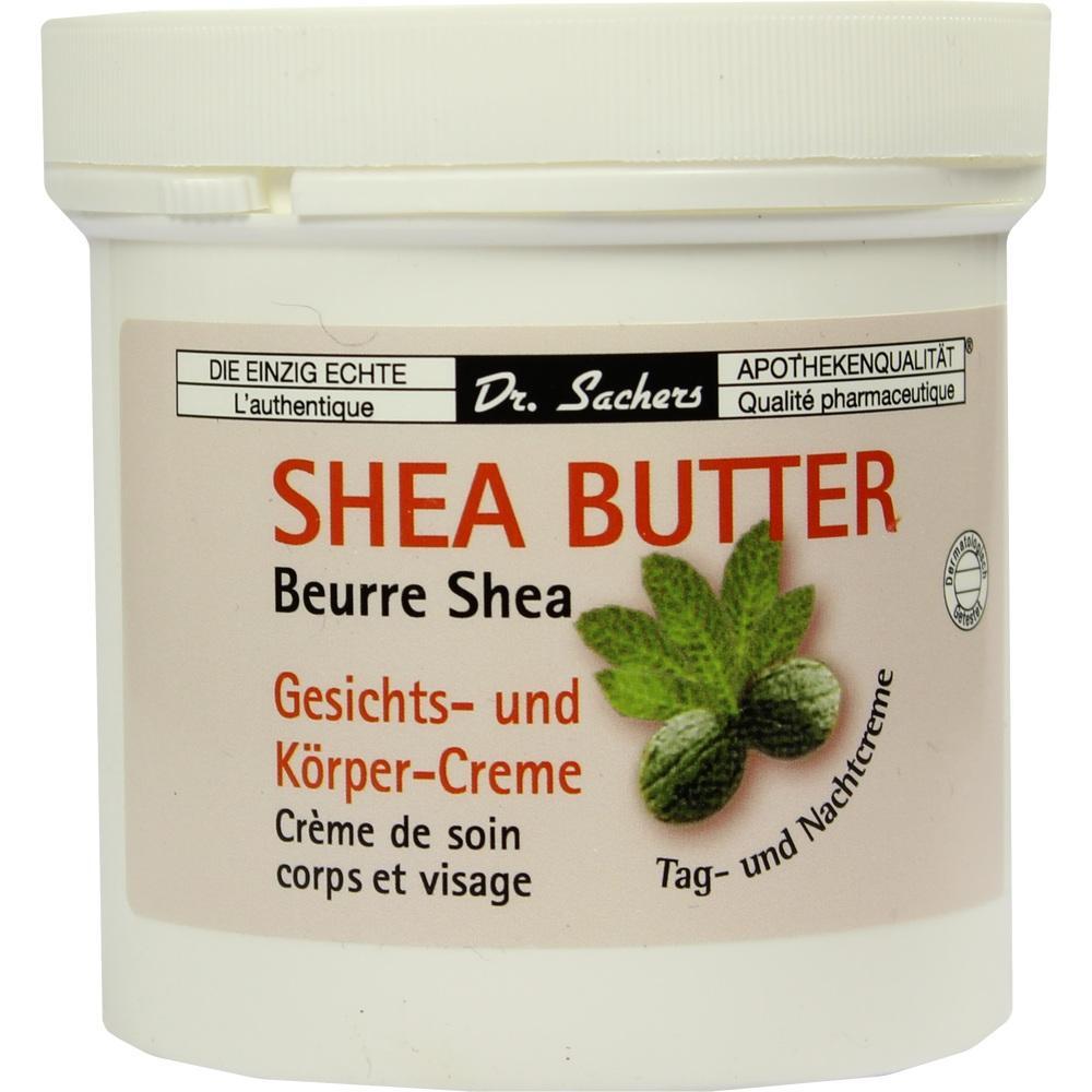 Axisis GmbH SHEABUTTER Gesichts und Körpercreme 07198904