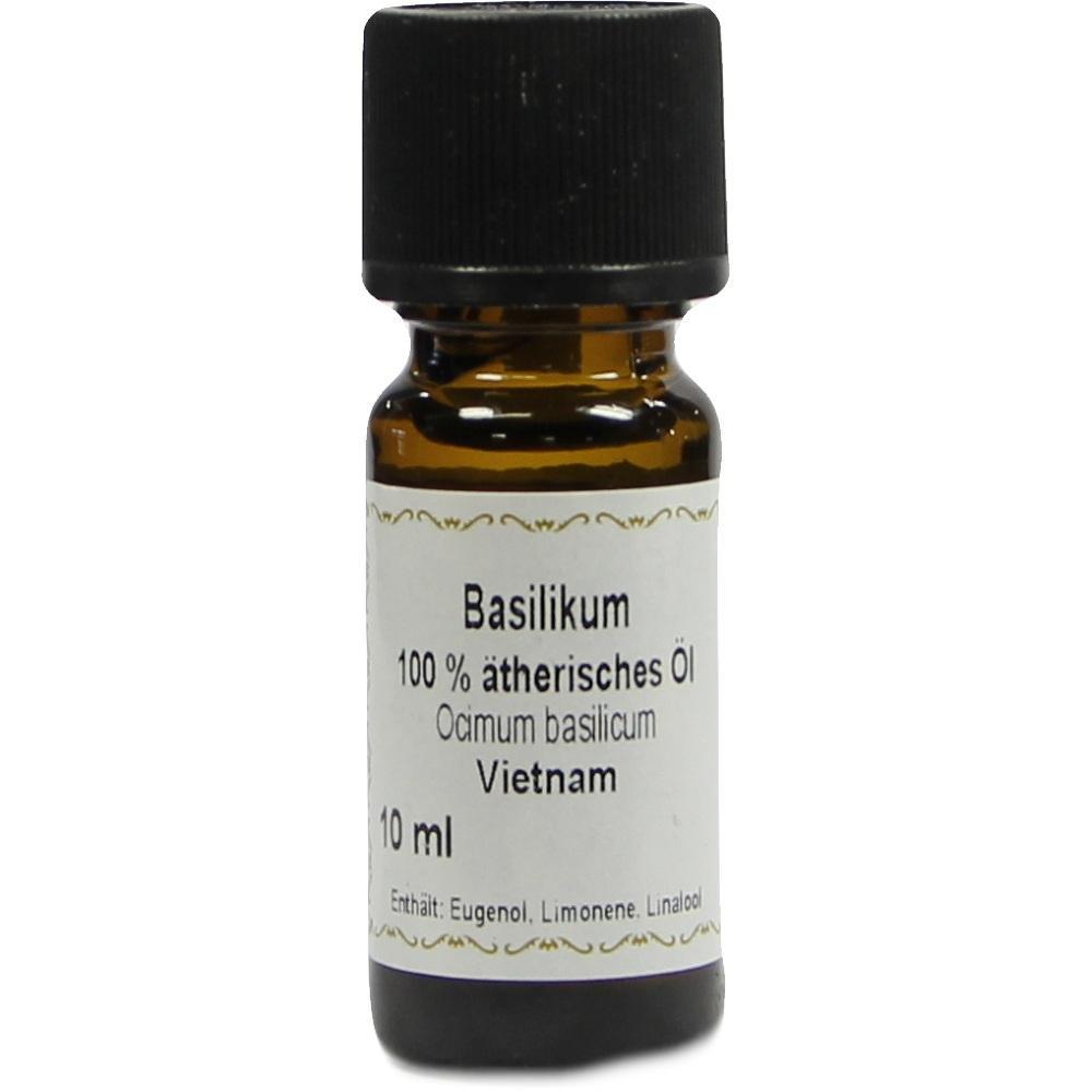 07204220, Basilikum 100% Ätherisches Öl, 10 ML