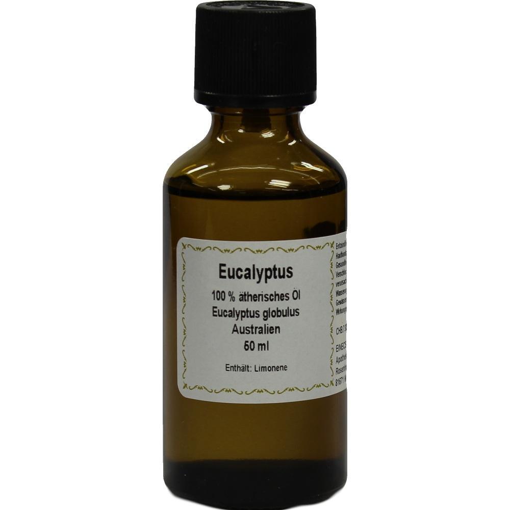07204421, Eucalyptus 100% ätherisches Öl, 50 ML