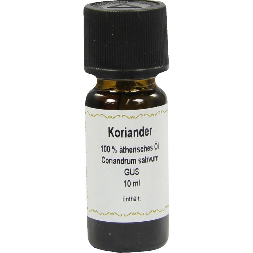 07204579, Koriander 100% Ätherisches Öl, 10 ML