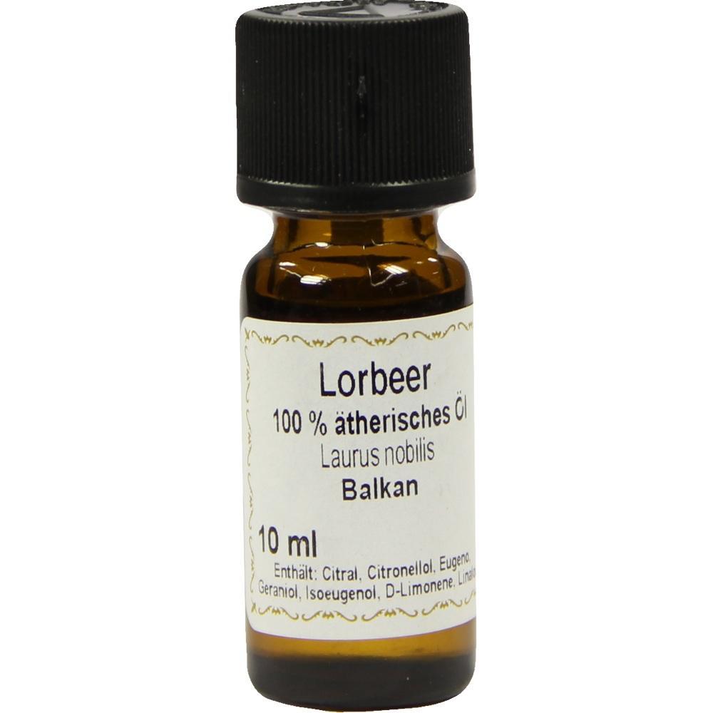 07204680, Lorbeer (äther.) 100% Ätherisches Öl, 10 ML