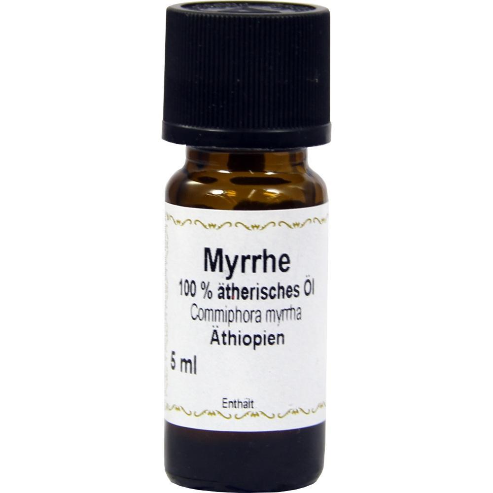 07204763, Myrrhe 100% Ätherisches Öl, 5 ML
