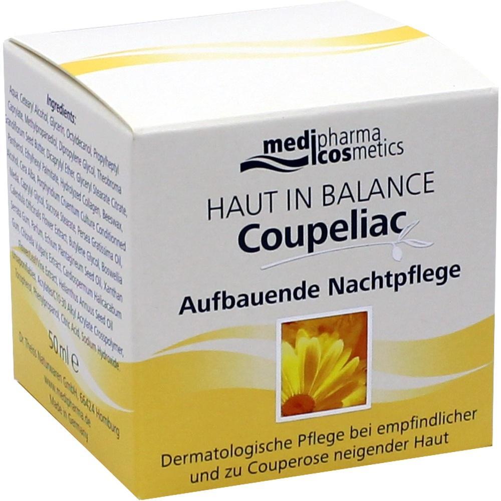 07223542, Haut in Balance Coupeliac Aufbauende Nachtpflege, 50 ML