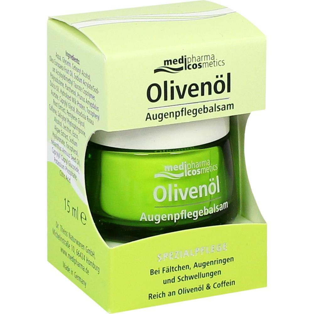 07237722, Olivenöl Augenpflegebalsam, 15 ML