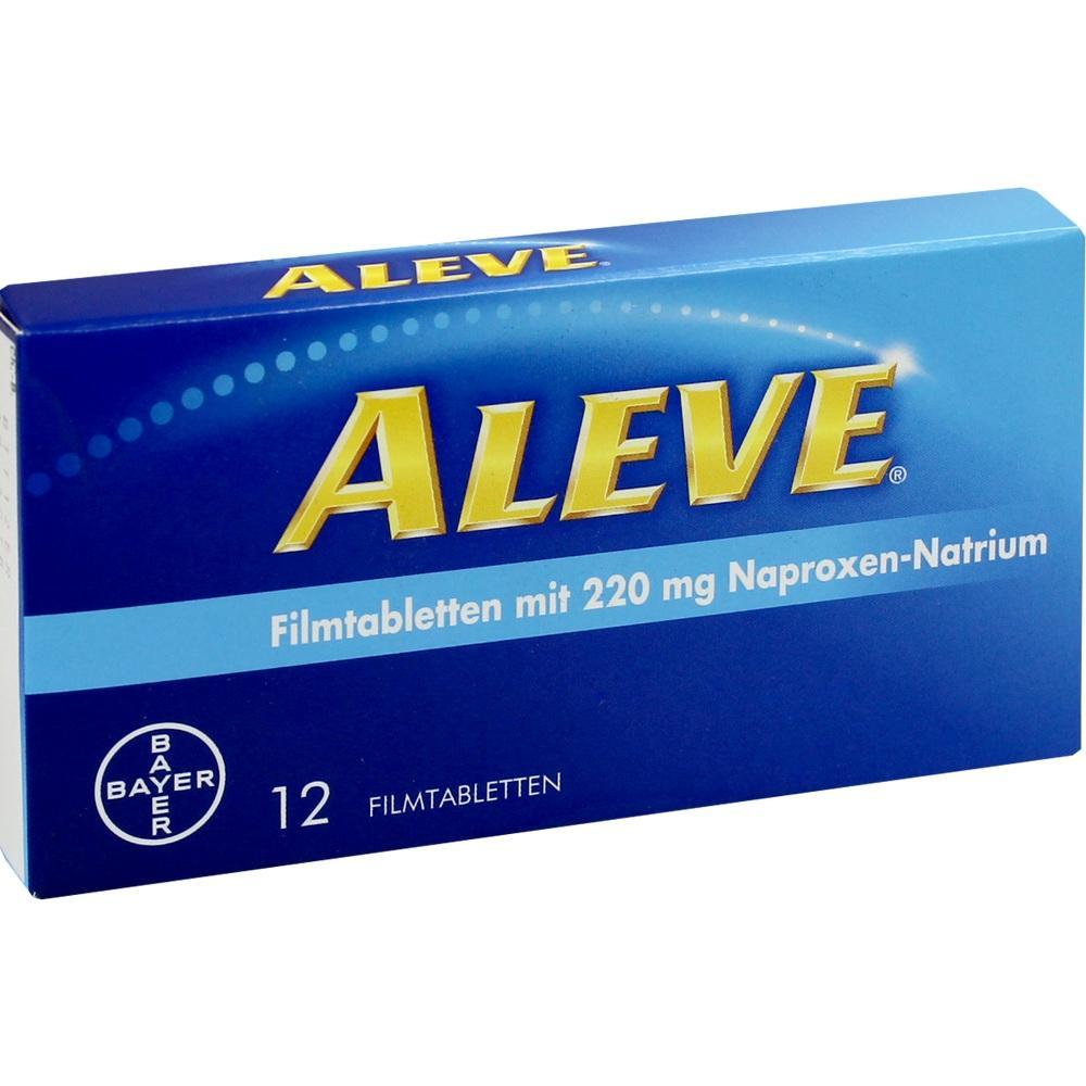 07243674, Aleve Filmtabletten, 12 ST